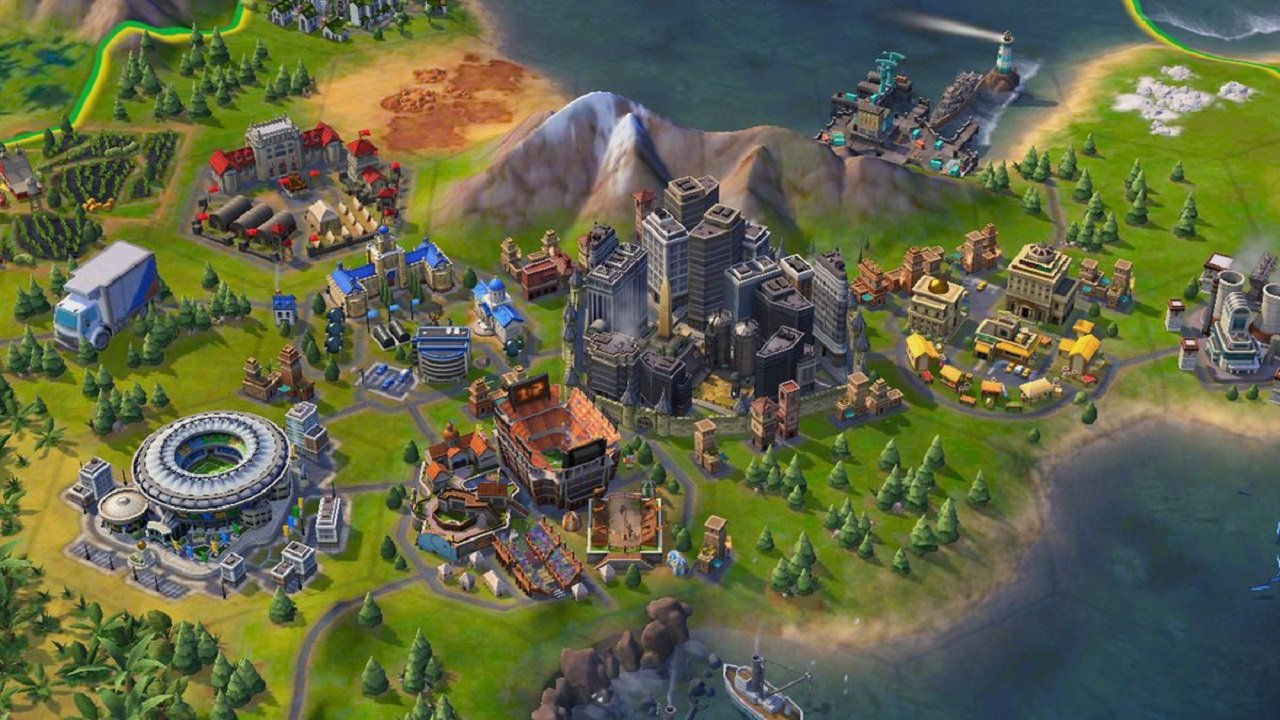 With the holiday giveaway, mobile players will be able to get a lot of Civ 6 content for free.