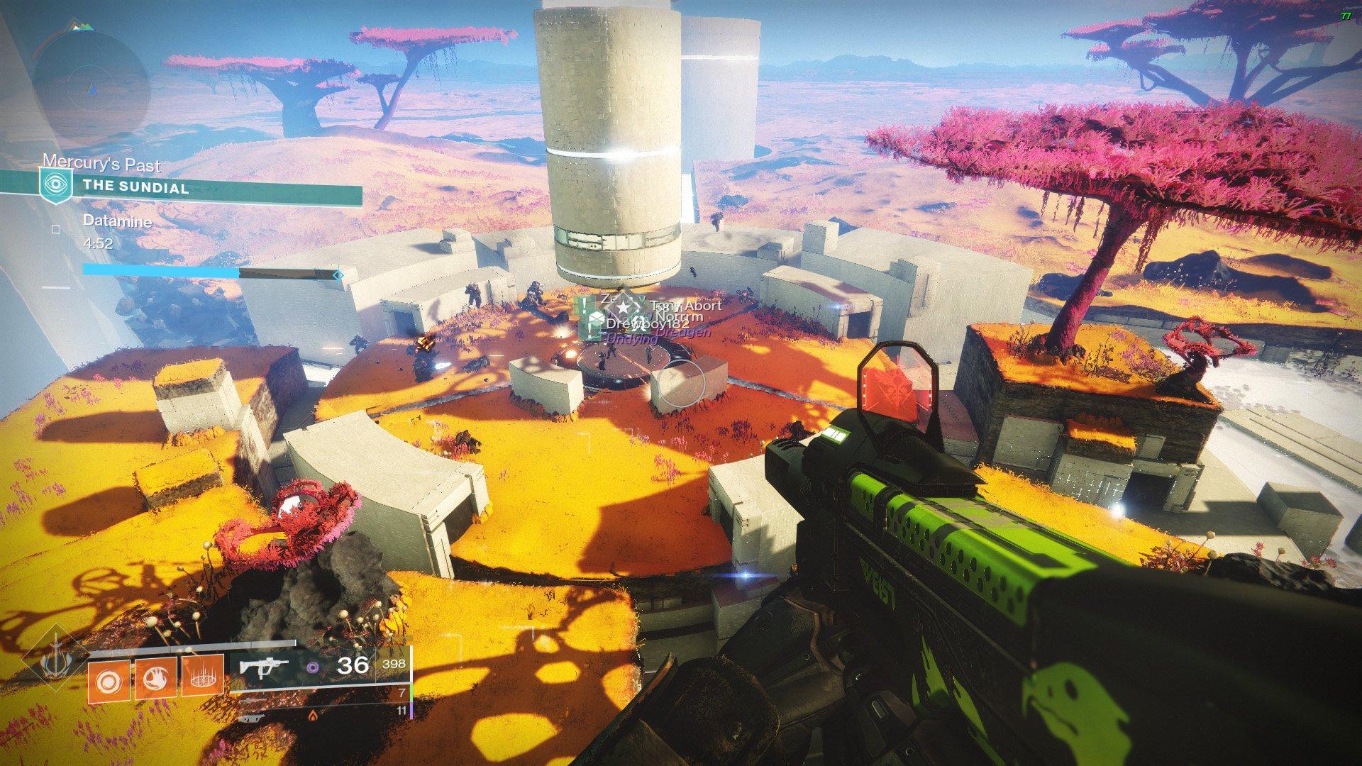 Destiny 2 unlock Sundial