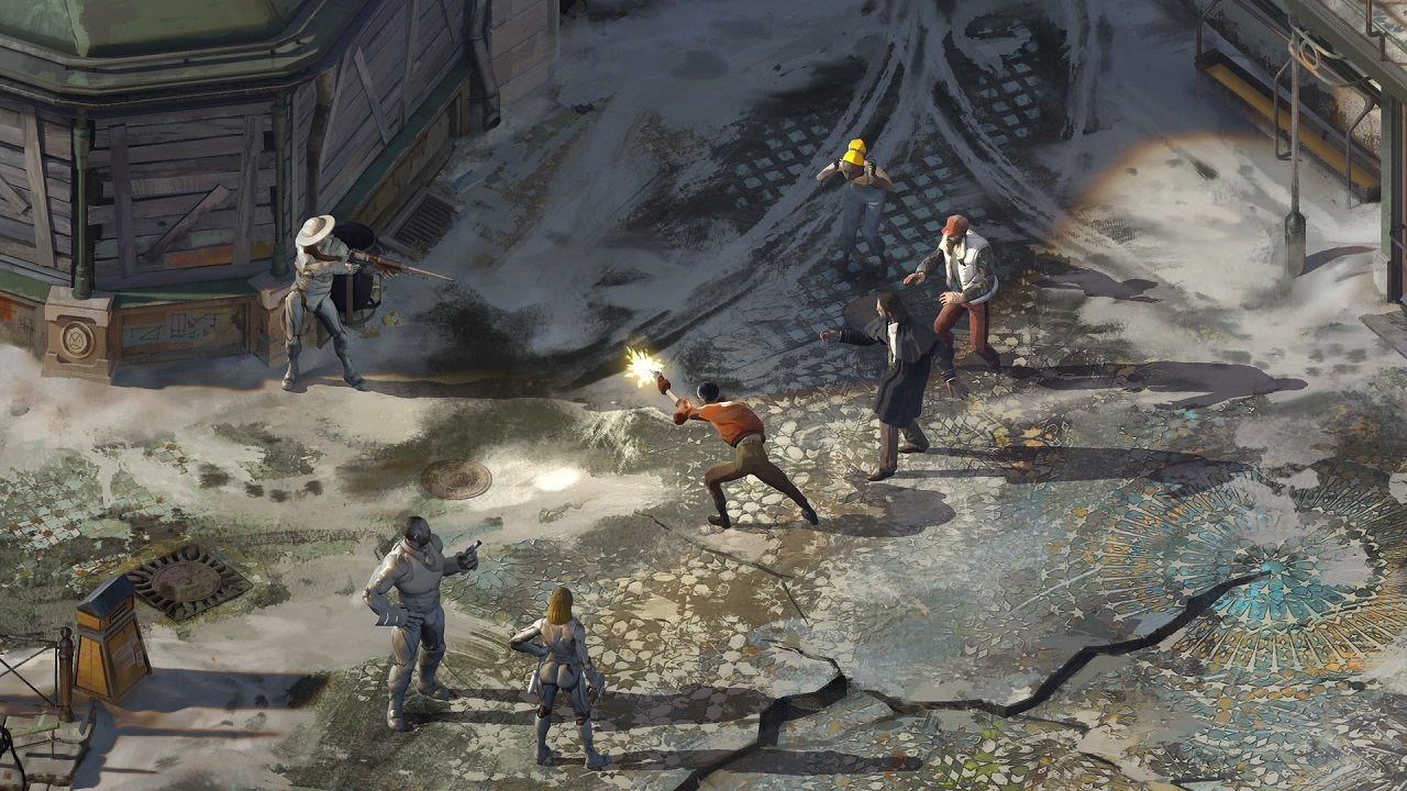 Disco Elysium uses a very intricate system of personality quirks to determine who you are and what you'll do in any given situation, making for a wildly branching story.