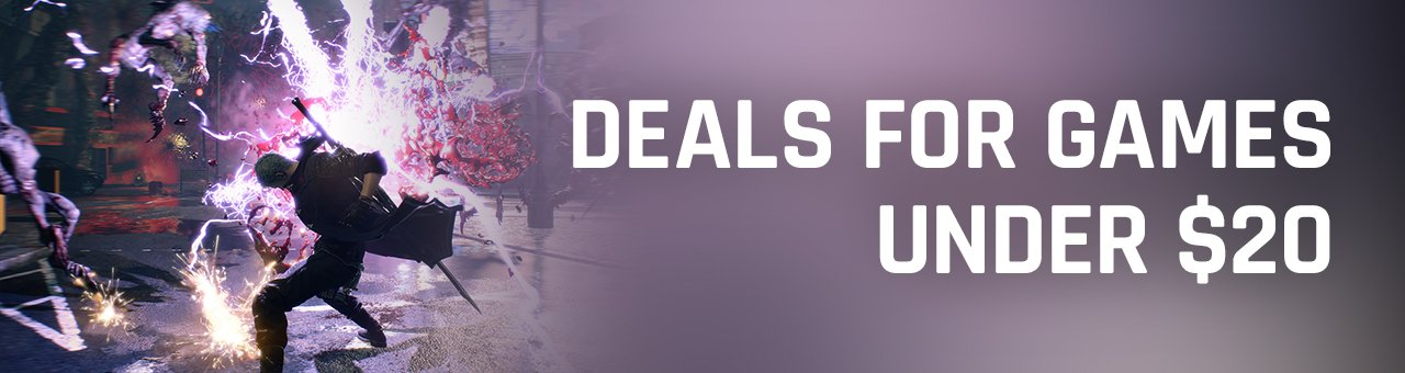 Steam Winter Sale 2019 - Games under $20