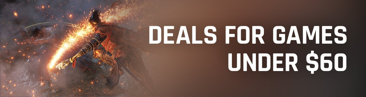 Steam Winter Sale 2019 - Games Under $60