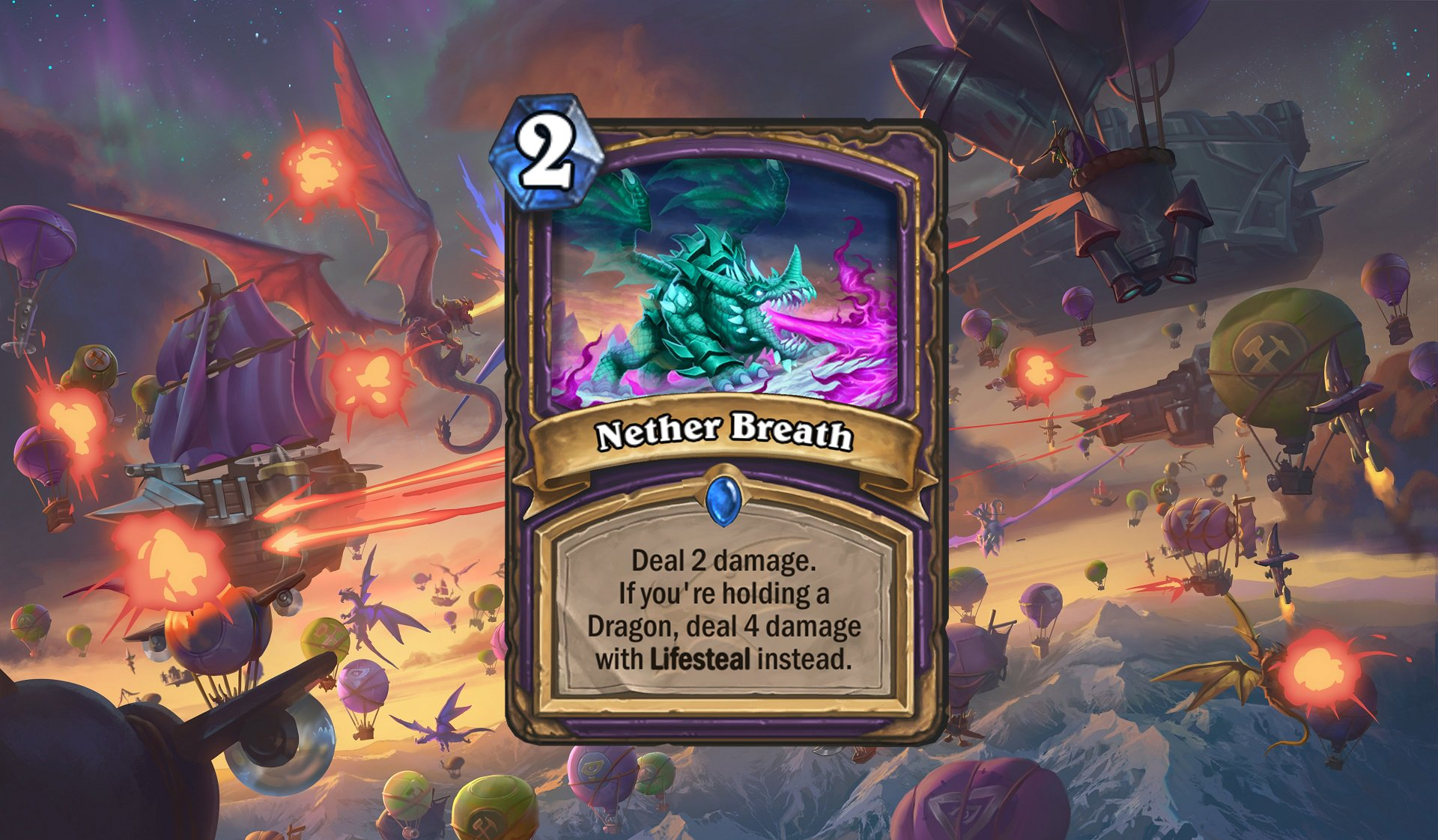 Hearthstone - Nether Breath