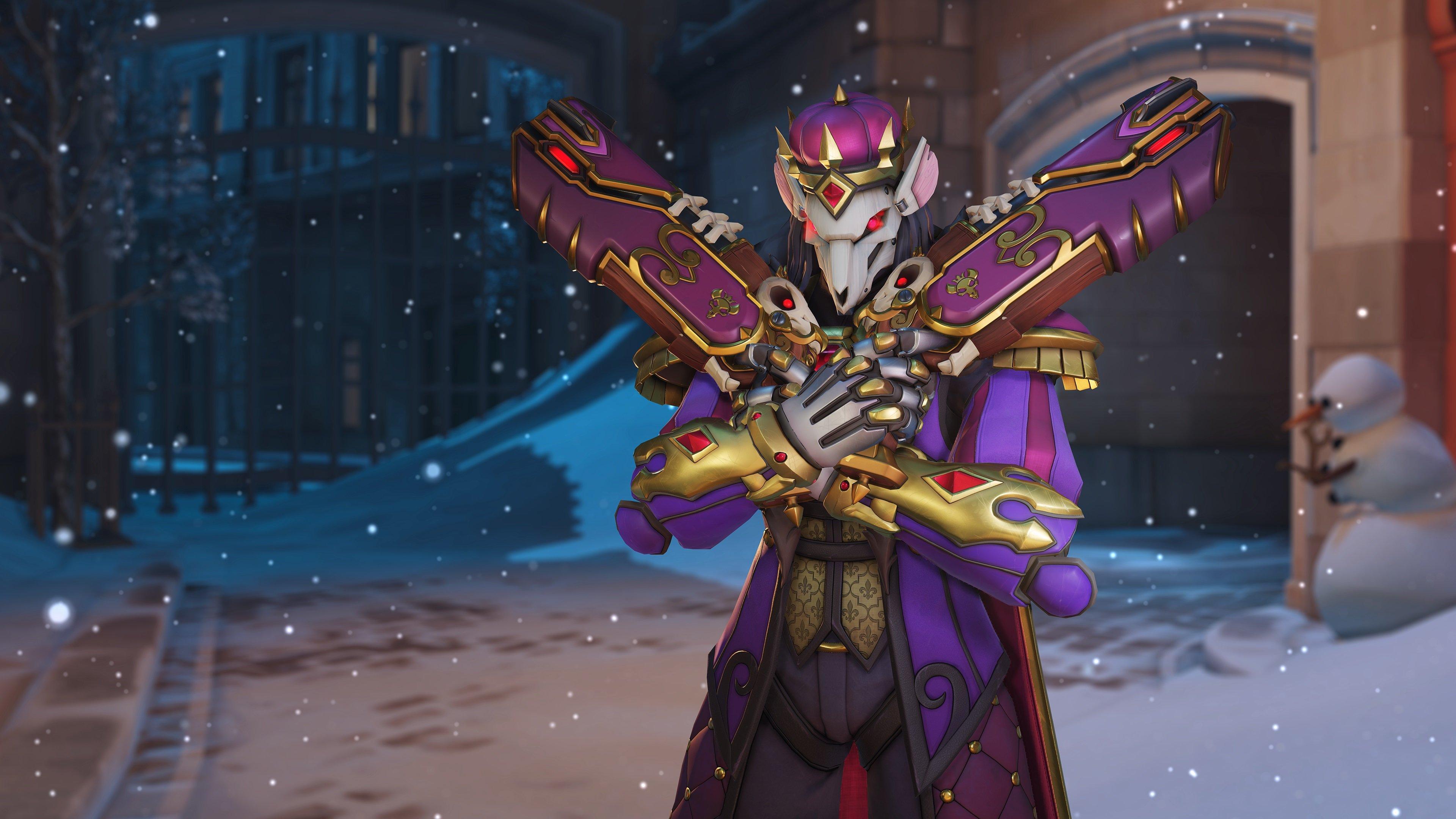 Overwatch - Rat King Reaper