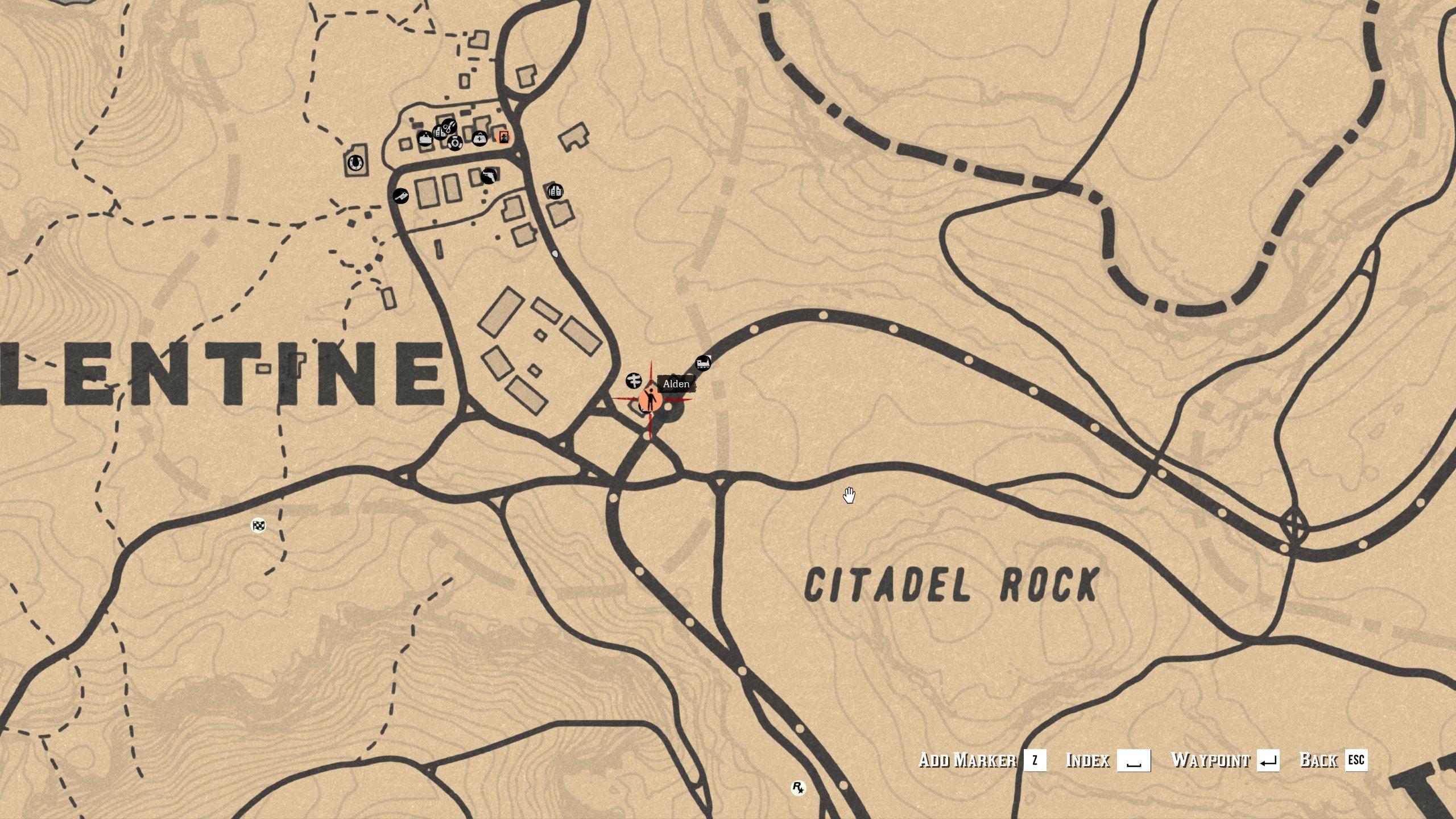 Red Dead Online - Stranger Missions