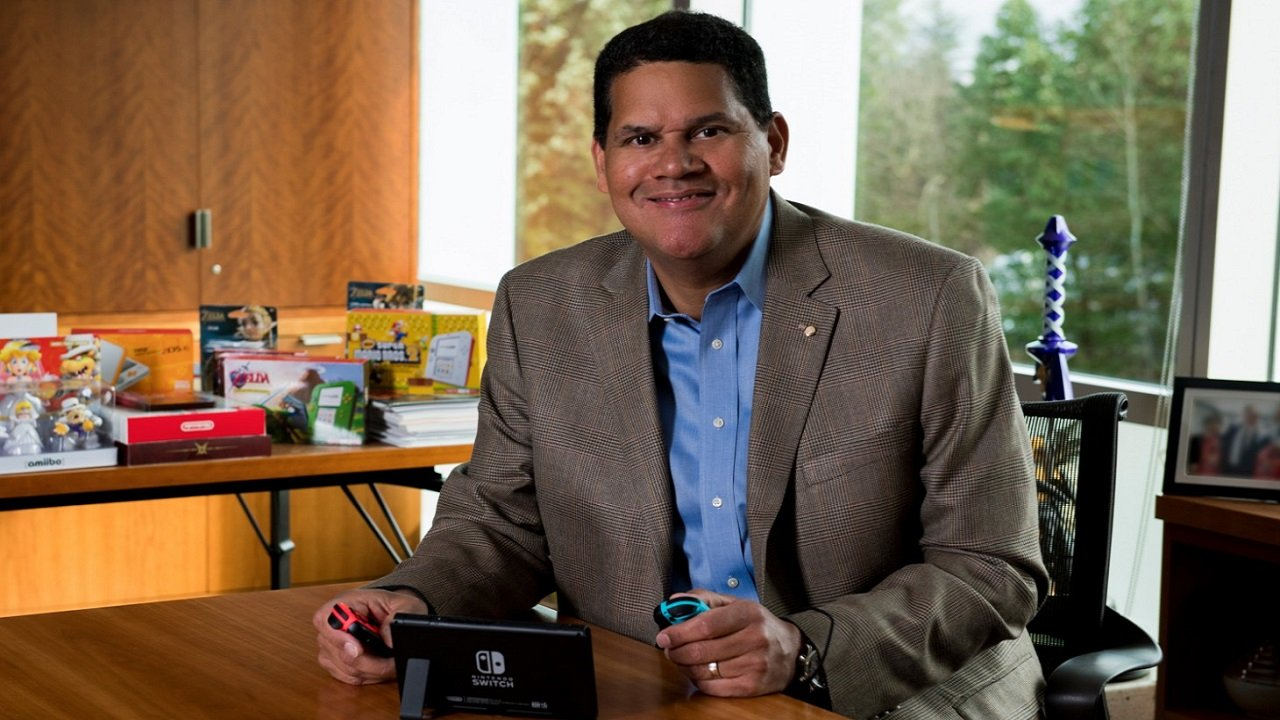 With the Nintendo Switch having been his last launch before his exit, there's little doubt that Reggie left Nintendo in a winning position for the long haul.