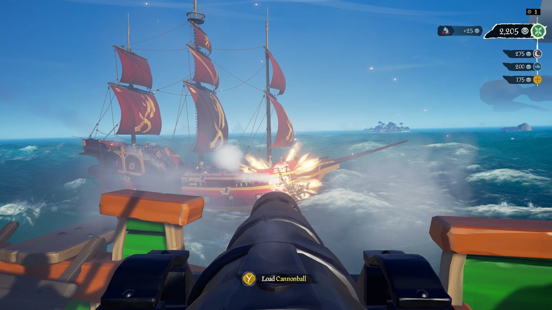 sea of thieves most improved game 2019
