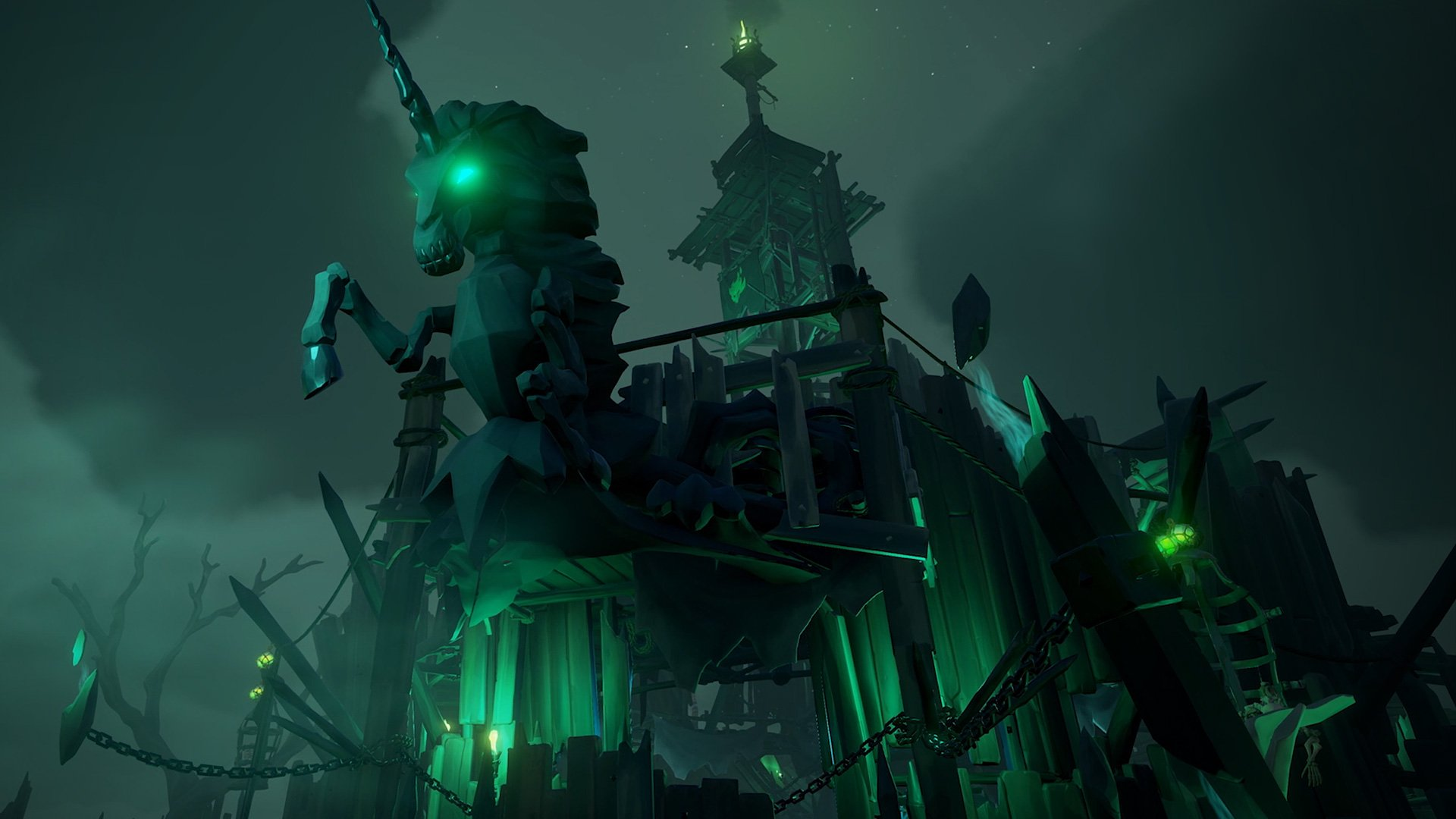 sea of thieves fort of the damned