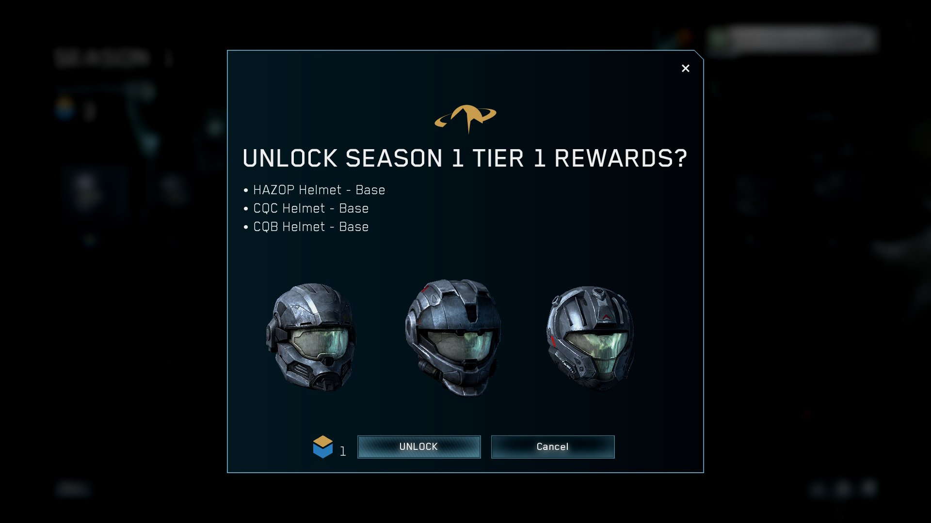 halo reach season points