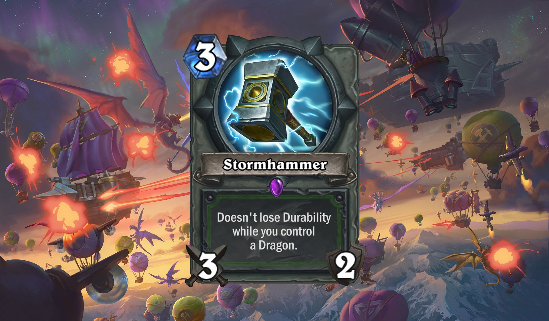 Hearthstone - Stormhammer