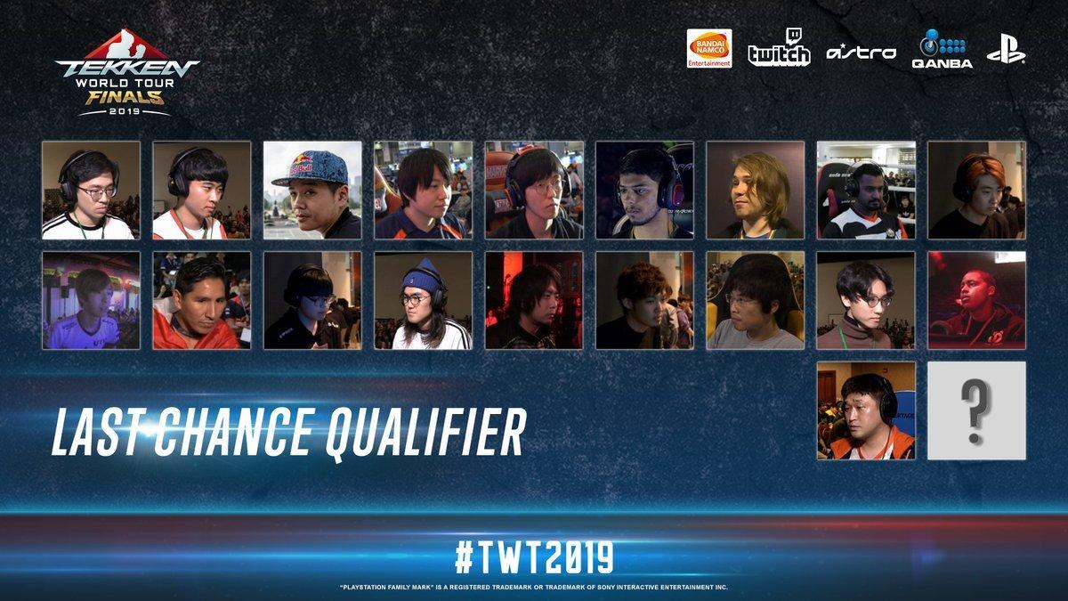 Tekken World Tour Finals 2019 LCQ