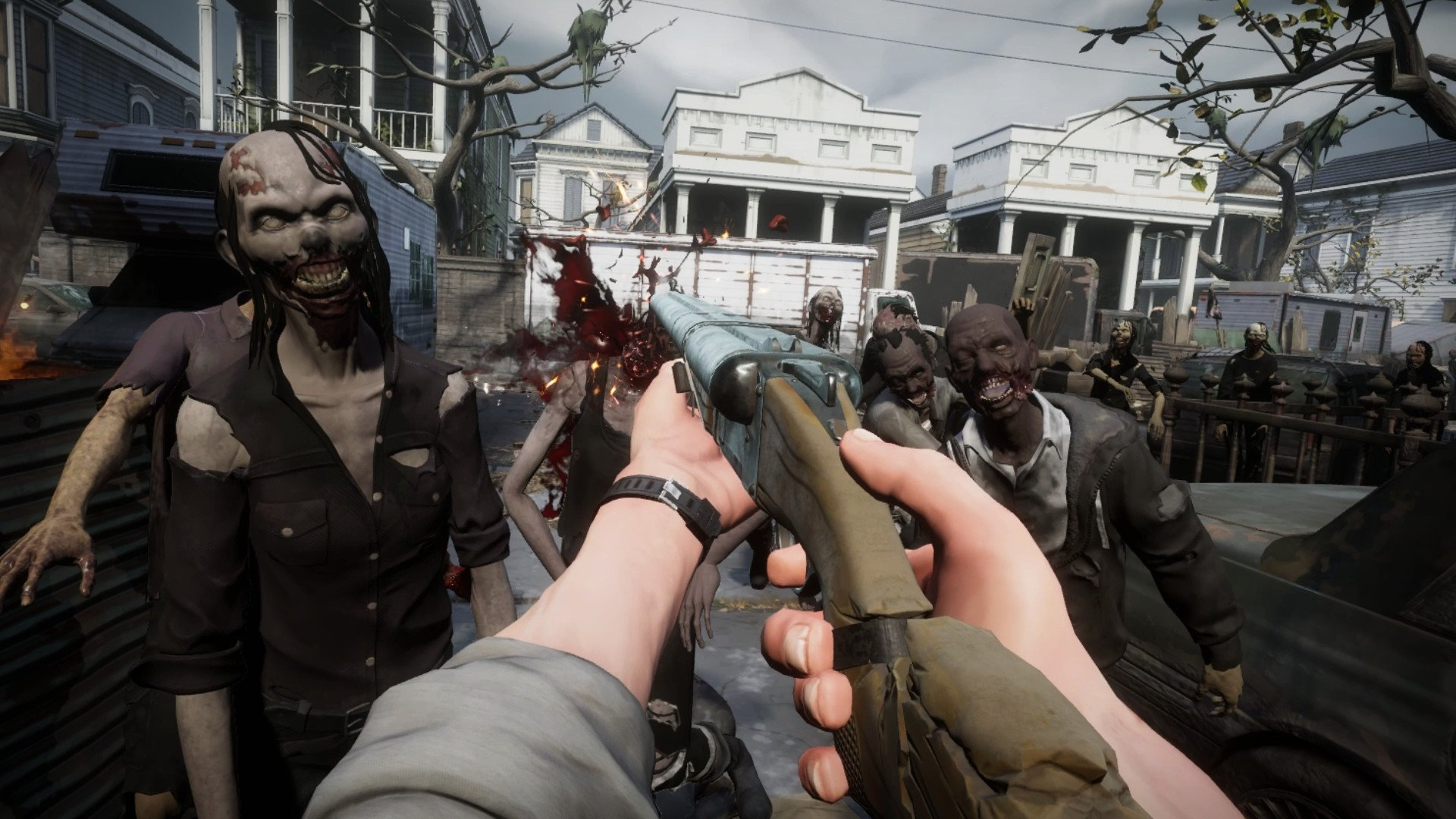 walking dead saints and sinners vr giveaway