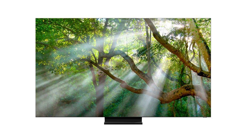 Samsung Q950TS – Bezel-free 8K TV