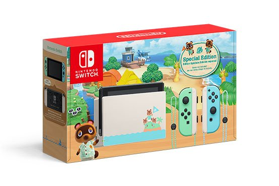 animal crossing new horizons nintendo switch preorder