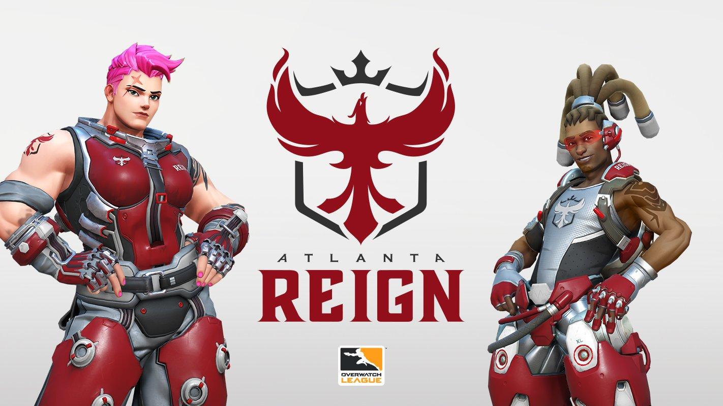 Atlanta Reign - Overwatch League 2020
