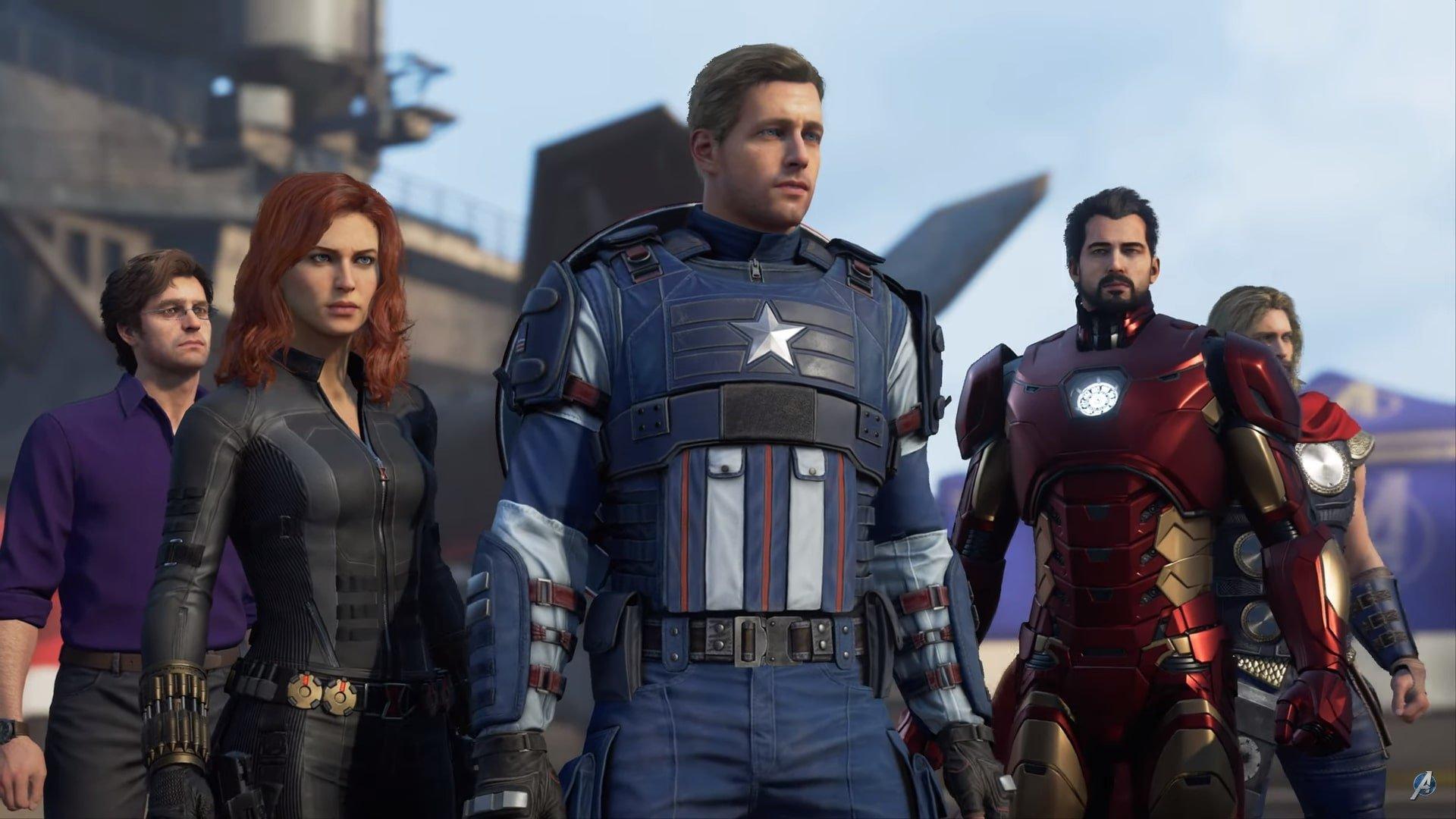 Avengers gets new September release date