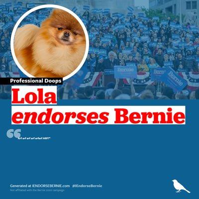 Huge win for Bernie Sanders.
