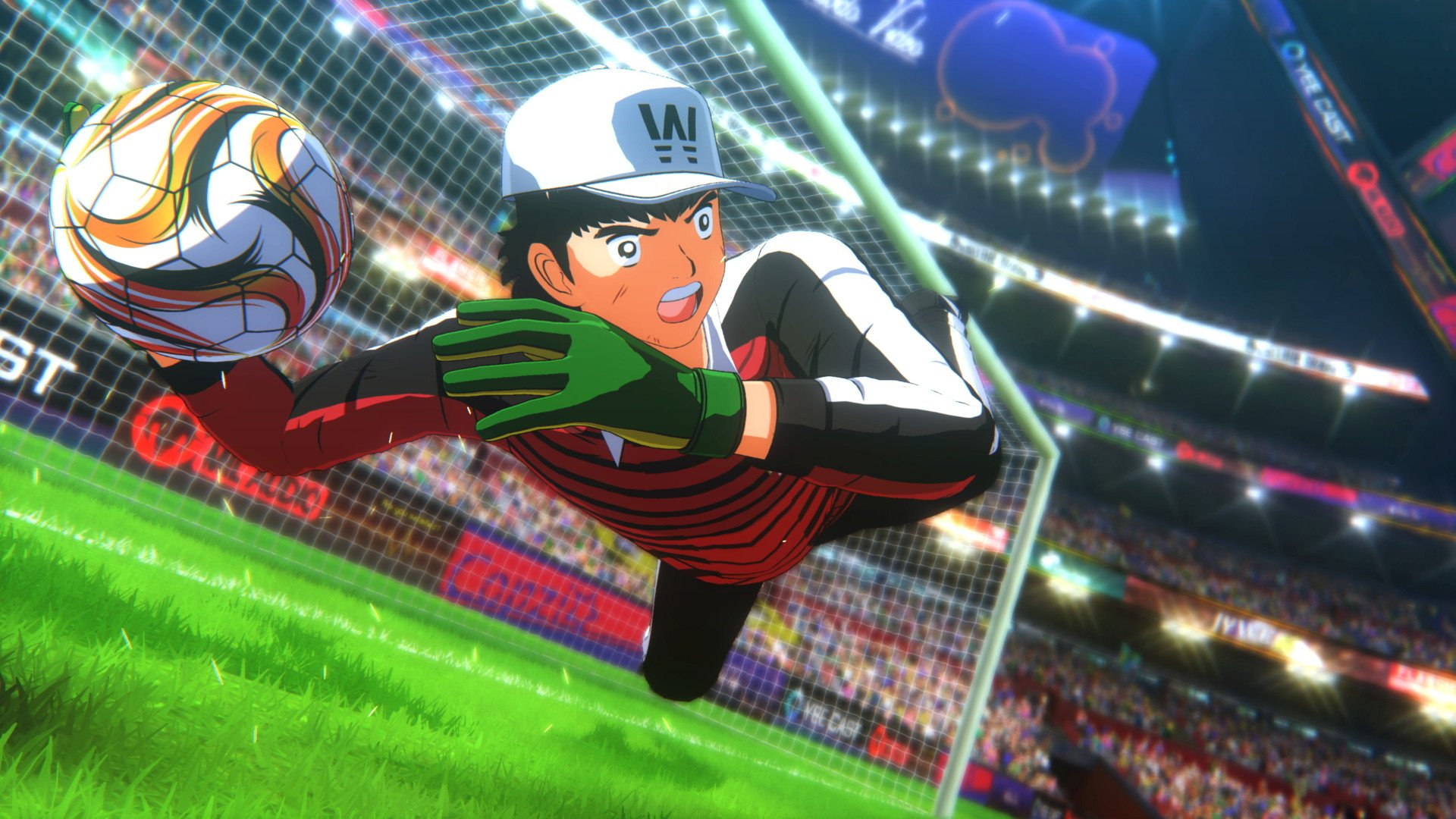 Captain Tsubasa: Rise of New Champions is the anime soccer game I didn't know I needed