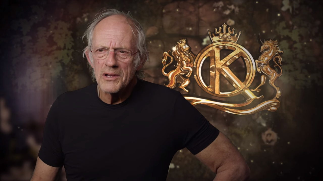 Kingdom Hearts 3 Re Mind - Christopher Lloyd