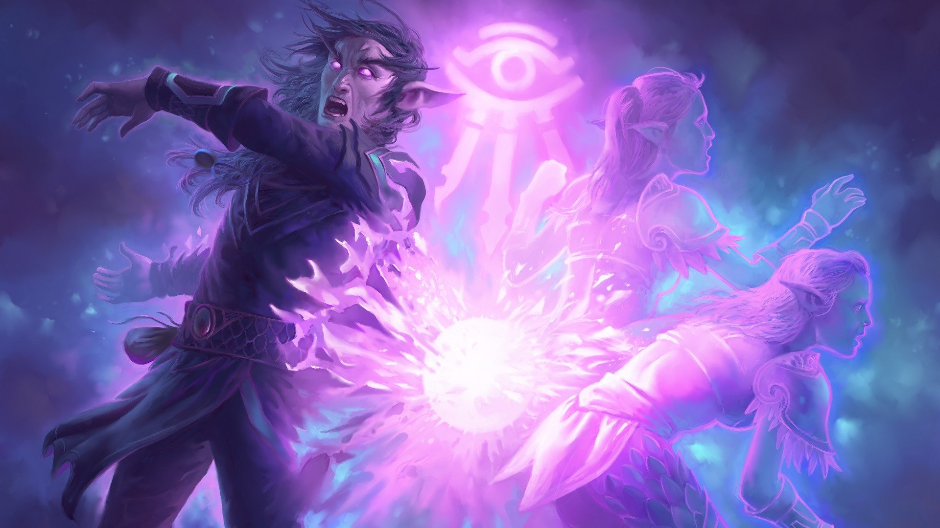 Hearthstone - Conjurer's Calling