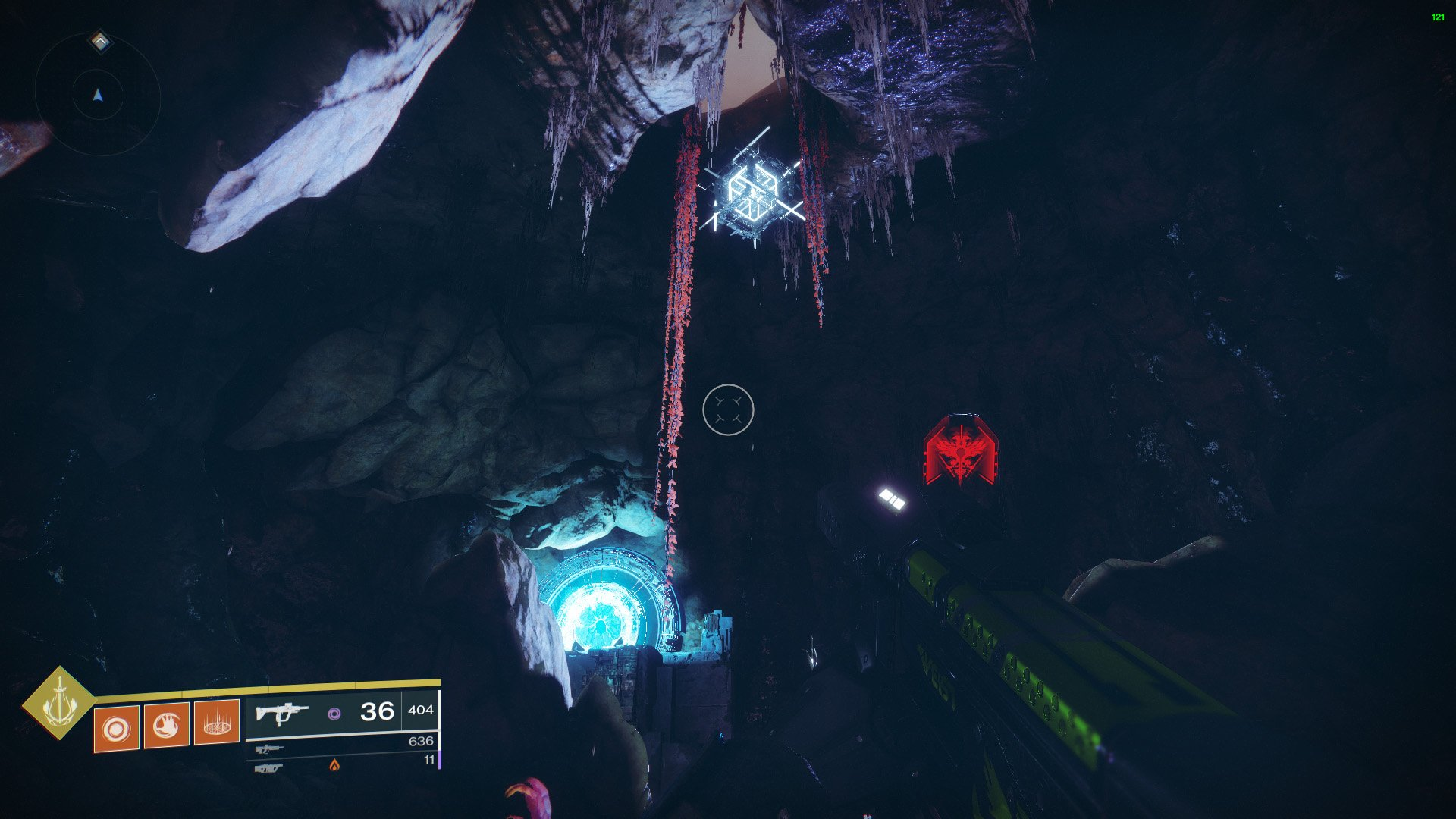 Destiny 2 Vex Parts Nessus An Impossible Task