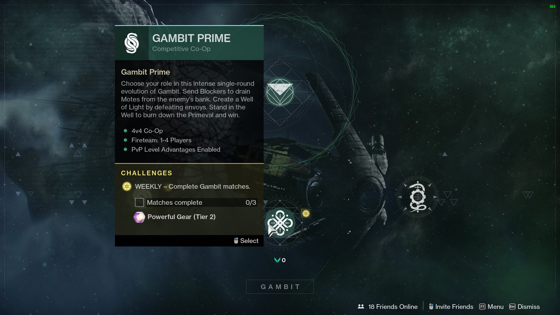 destiny 2 exit strategy gambit