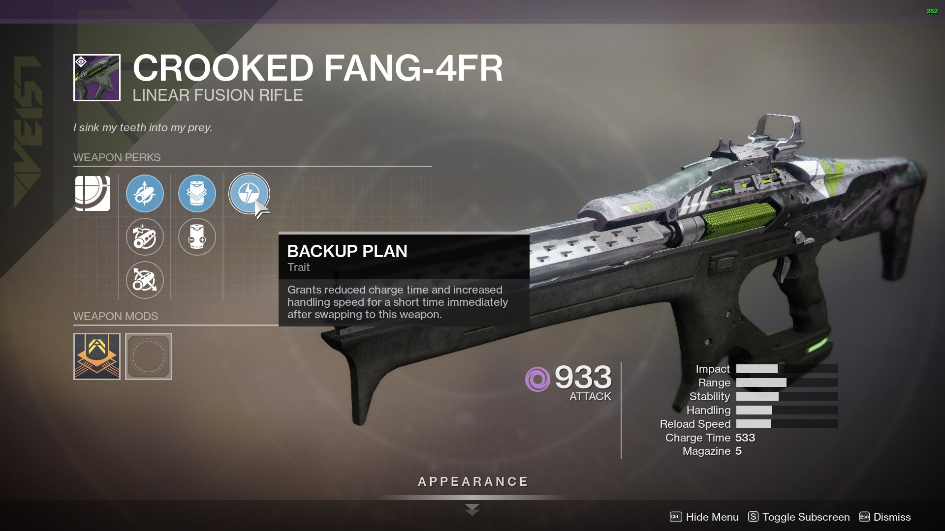 Destiny 2 Crooked Fang-4FR