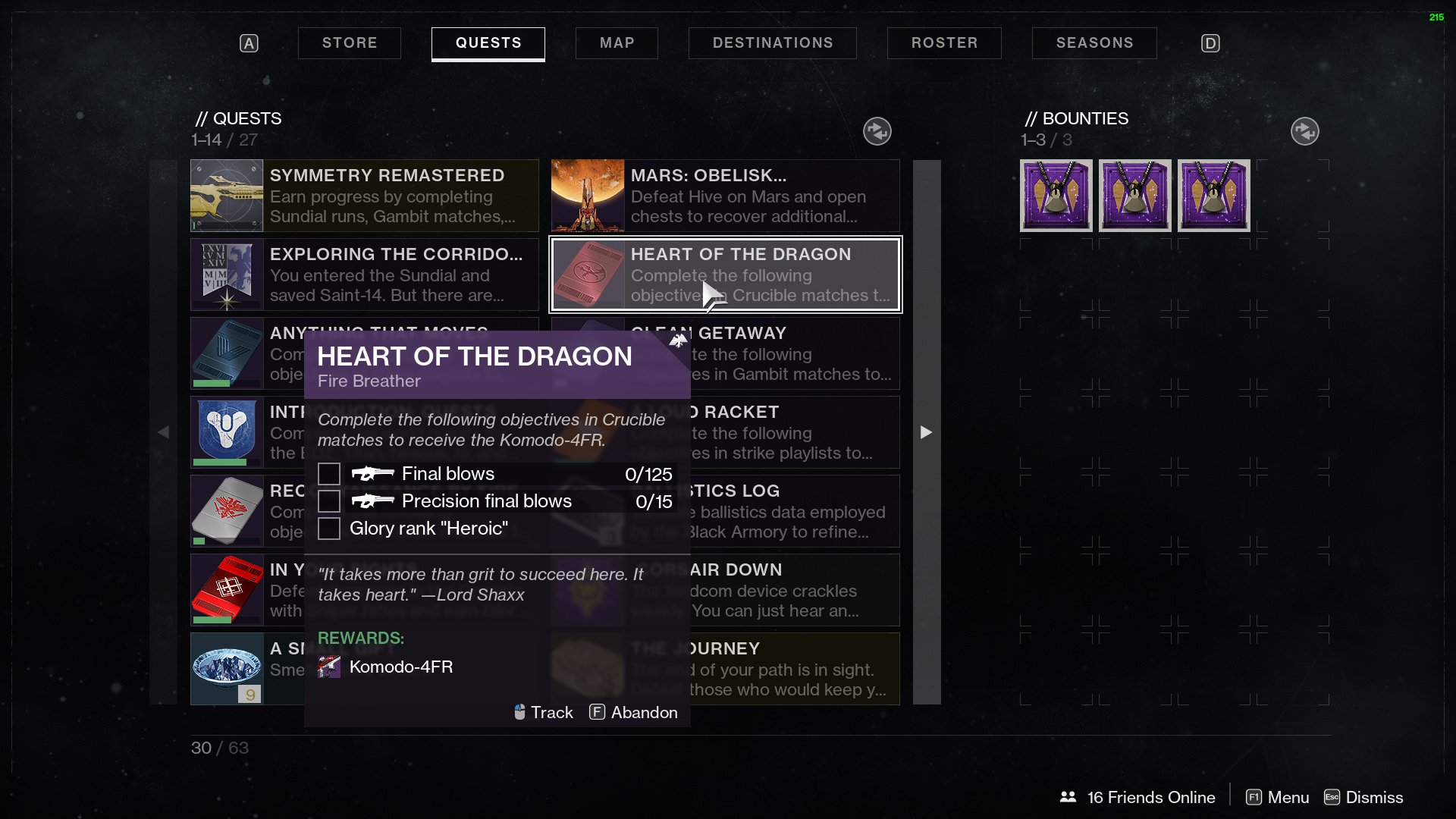 Destiny 2 Heart of the Dragon Komodo-4FR