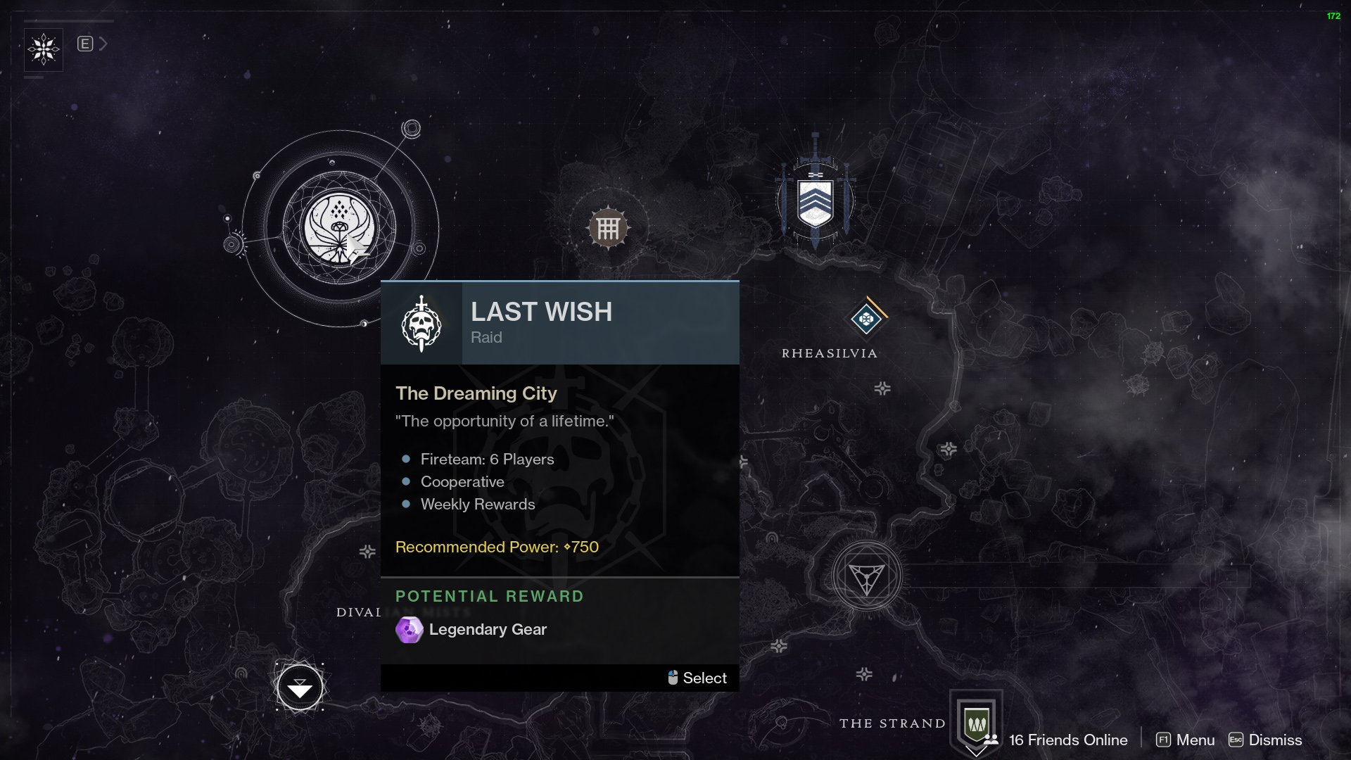 Destiny 2 Last Wish raid