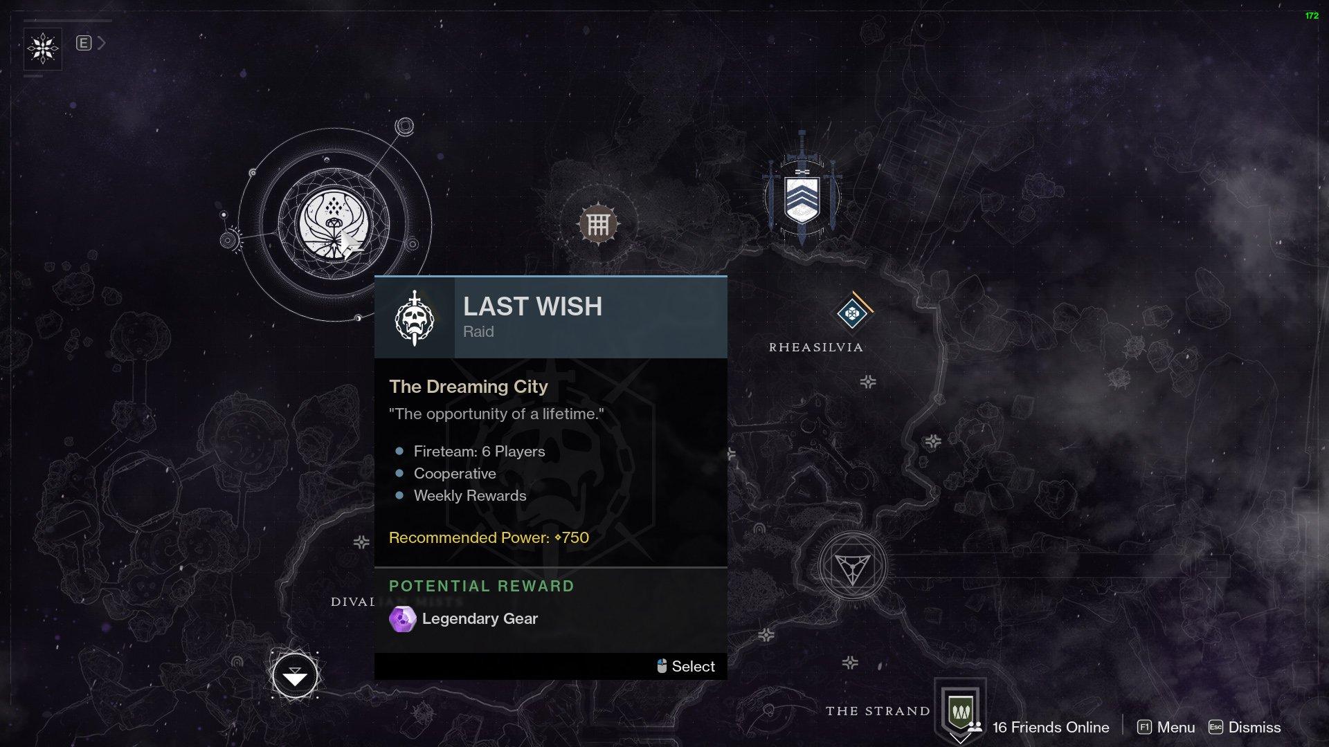 Destiny 2 рейд Last Wish