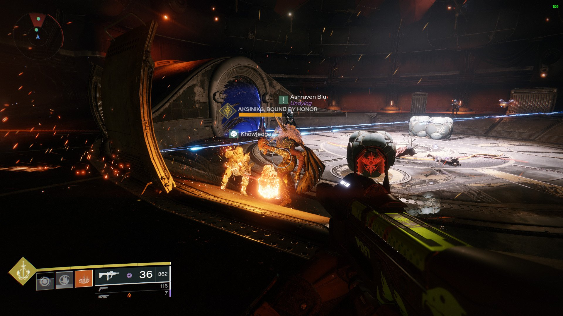 destiny 2 memento backroom brawl