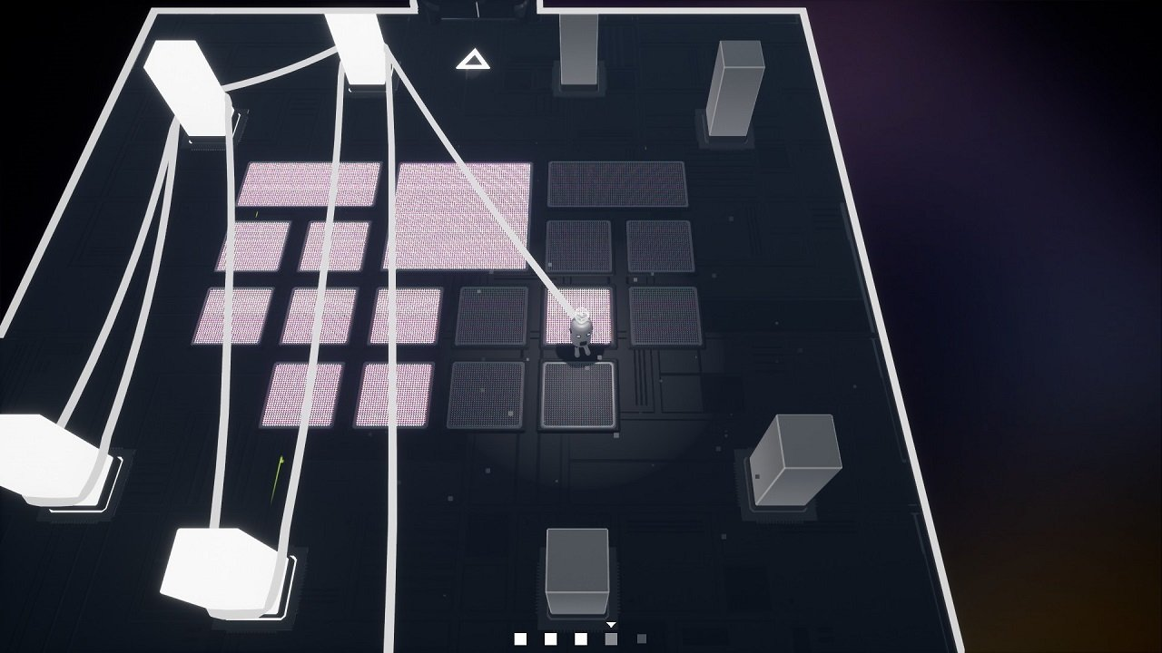 Filament's various rules and obstacles keep the game's puzzles interesting, but without any sort of hint system, things can get frustratingly tough at times.