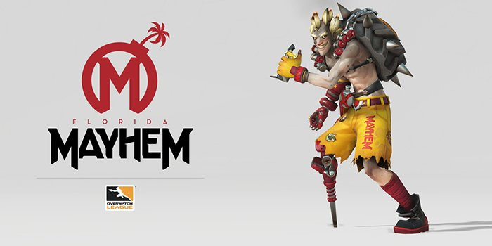 Florida Mayhem - Overwatch League 2020