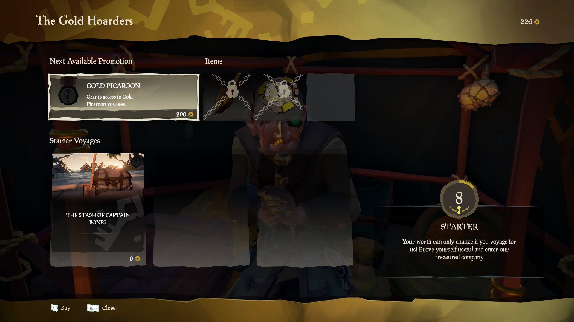 sea of thieves trading company promotion