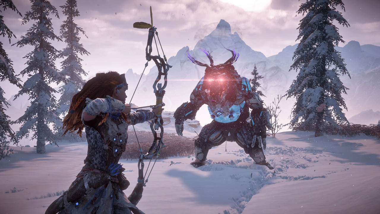 Between the base game of Horizon Zero Dawn and its expansion, Frozen Wilds, there's a ton to love about the game and it would still hold up easily for a PC release in 2020.