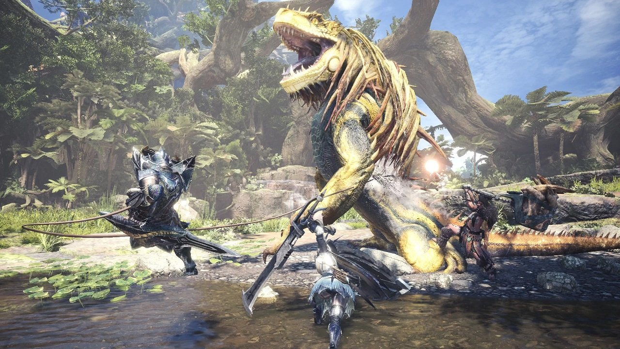 Cliche as it may sound, you might say Monster Hunter World in its entirety is far more about its journey than its destination.