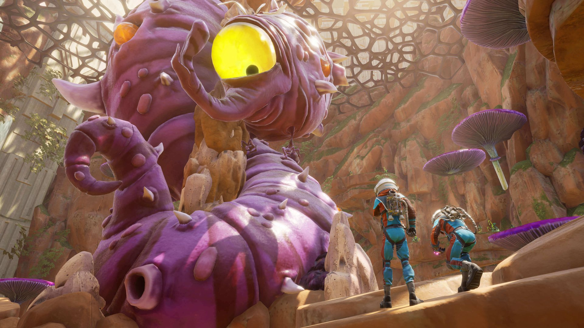 journey to the savage planet review coop