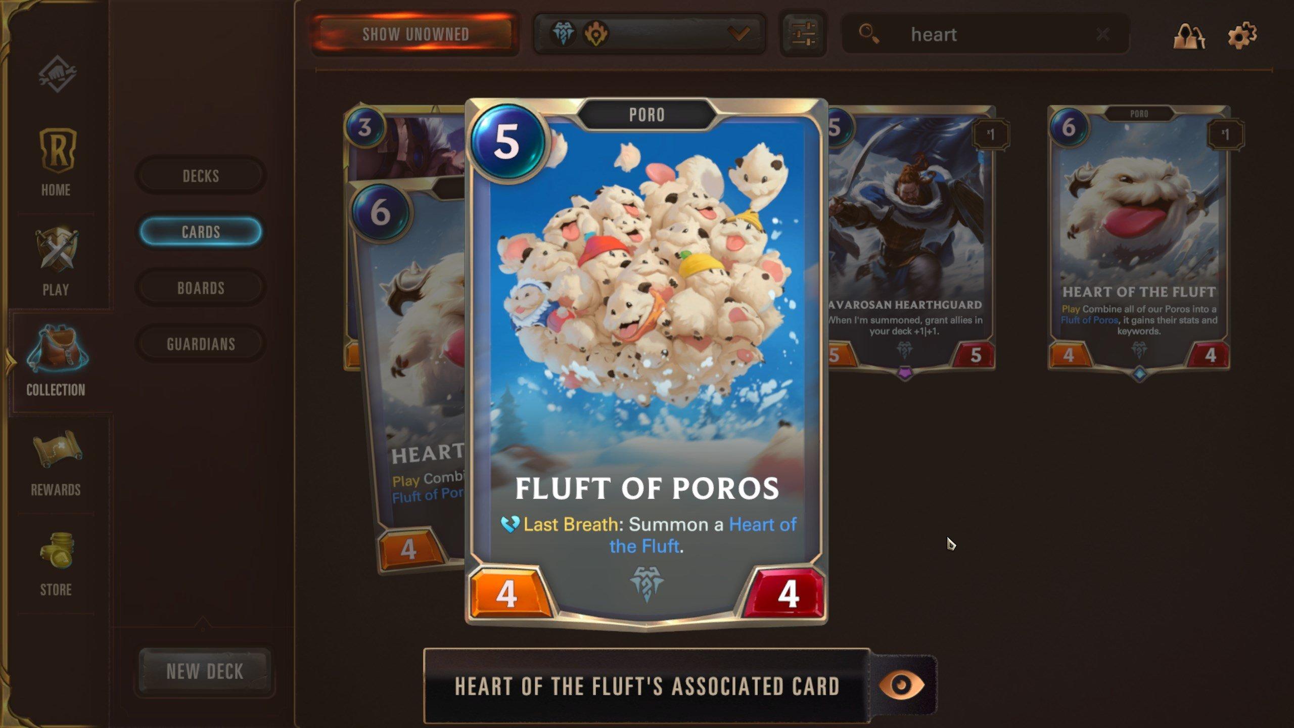 Fluft of Poros - Legends of Runeterra
