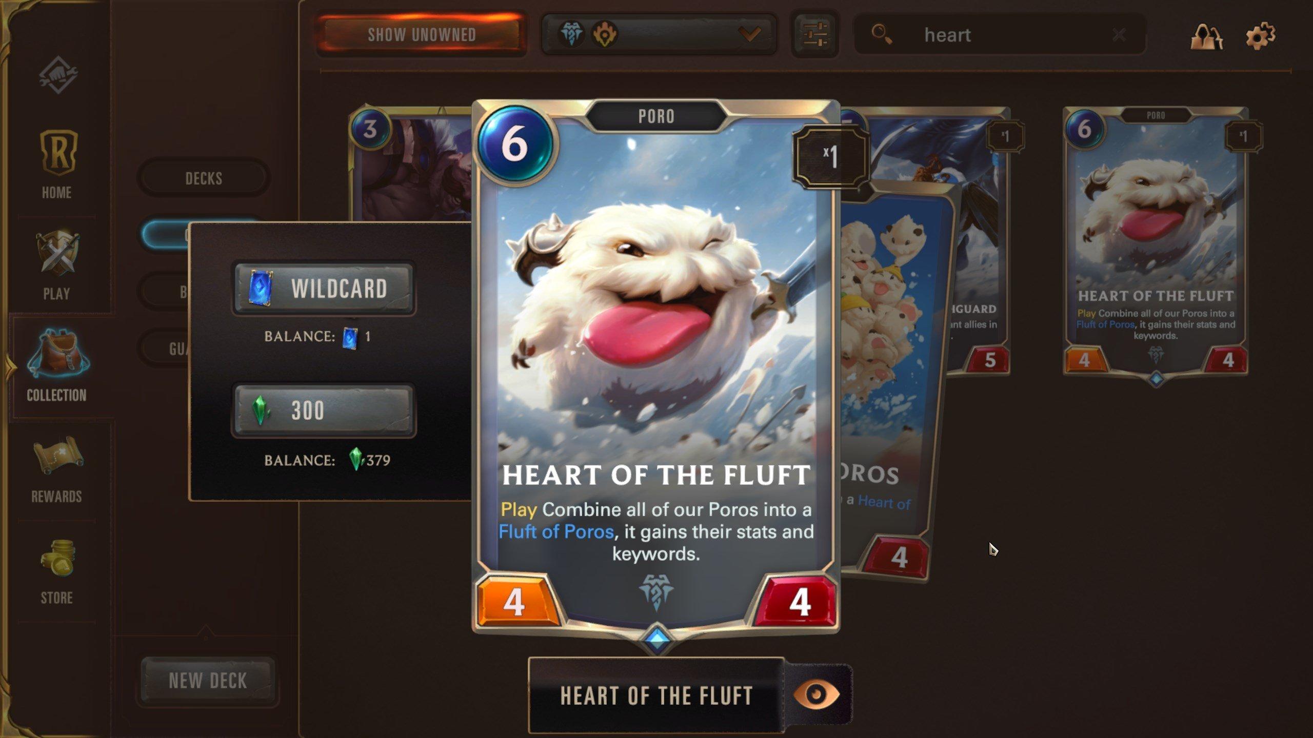 Heart of the Fluft - Legends of Runeterra