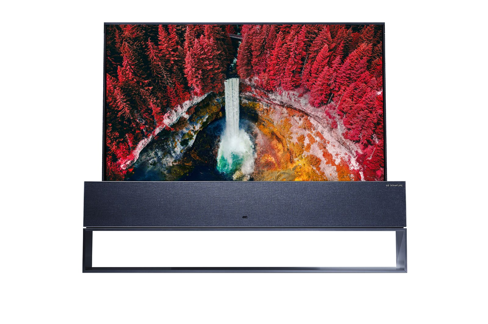 "LG Signature OLED TV RX – 65"" 4K HDR Smart TV"