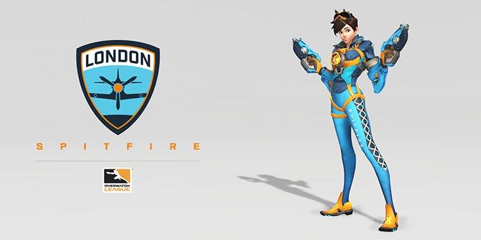 London Spitfire - Overwatch League 2020