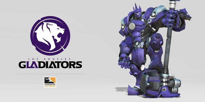 Los Angeles Gladiators