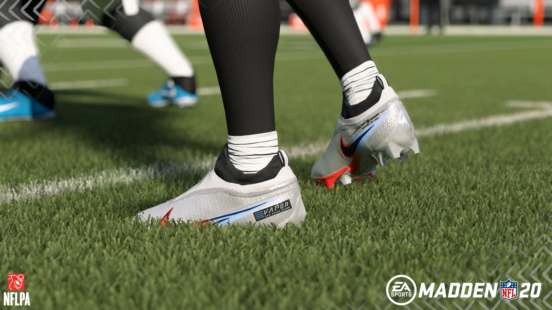 Christian McCaffrey gets faster Madden update Nike cleats