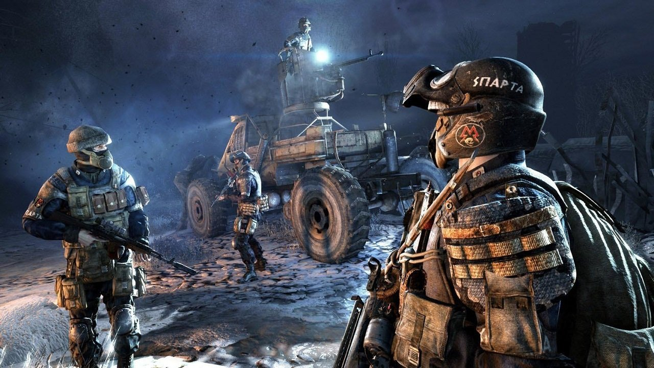 Metro Redux brings the first and secong games of the series together. The pair seem like a fine fit for relaunch on the Nintendo Switch.