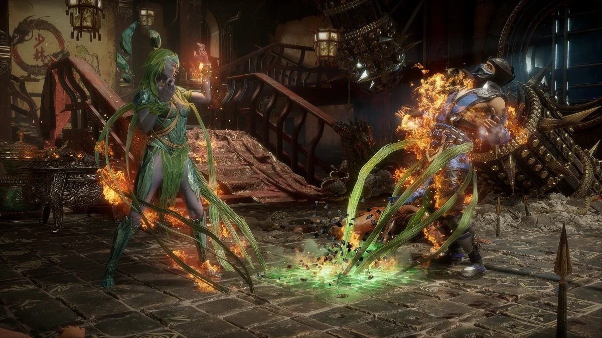 A big part of Mortal Kombat 11 strategy has been the easy ability to follow up with specials or combos after a blocked jump attack. Not anymore after this patch.