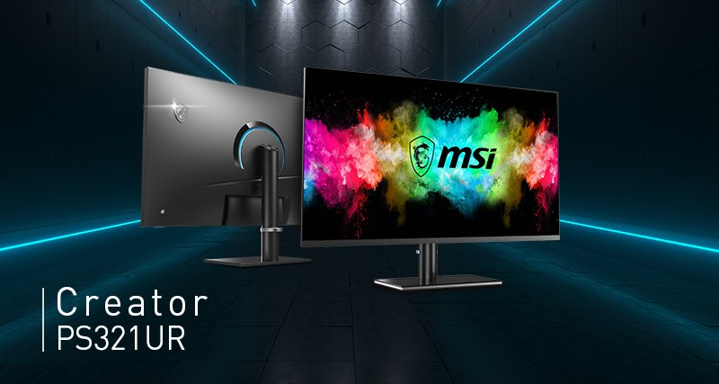 MSI Creator PS321 Series
