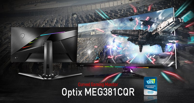 MSI Optix MEG381CQR