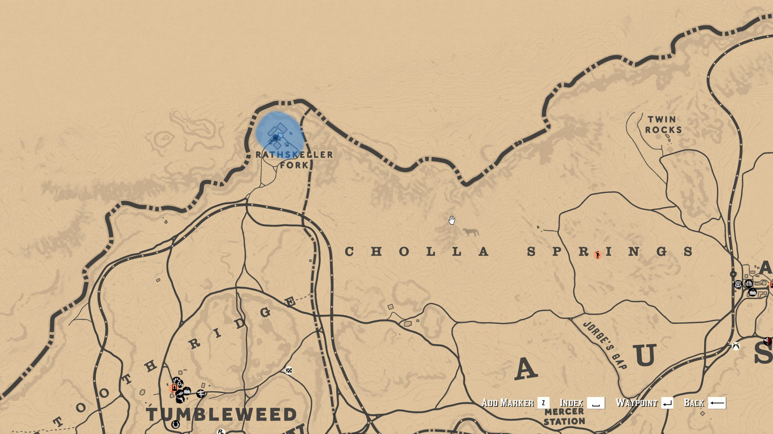 Chicken locations - Red Dead Redemption 2 - Rathskeller Fork