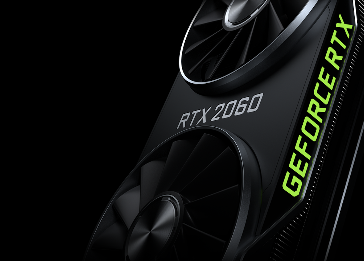 GeForce RTX 2060 GPU
