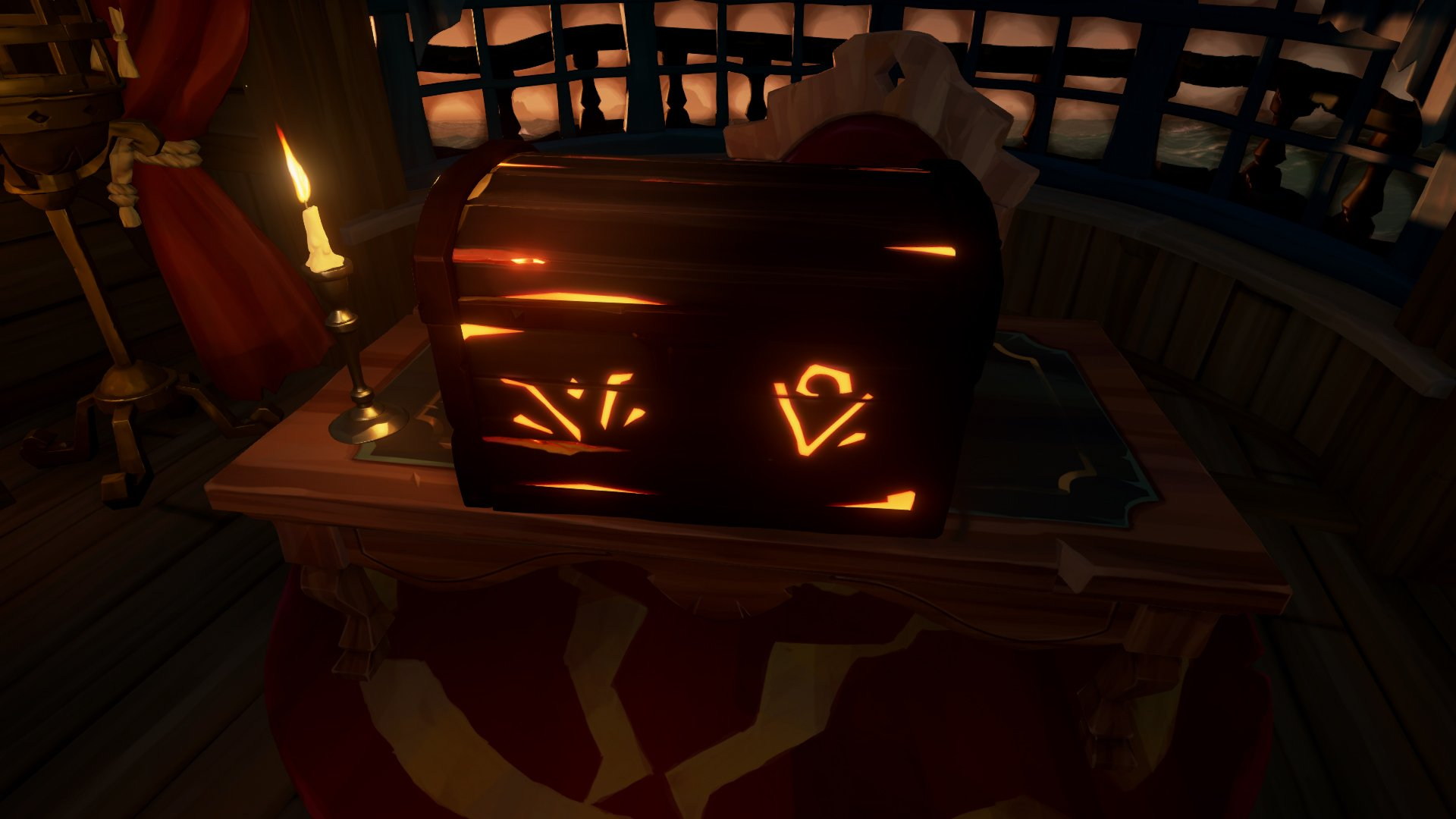 sea of thieves ashen chest