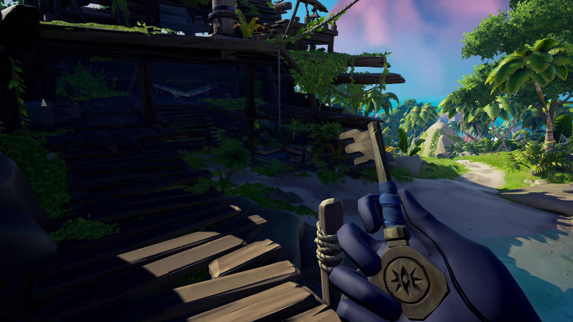 sea of thieves magpies fortune hold